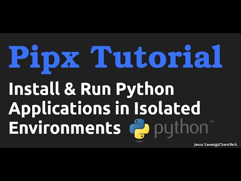 Pipx Tutorial - Install and Run Python Applications with Ease