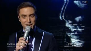 Måns Zelmerlöw - Hope & Glory