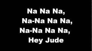 Hey Jude Lyrics- The Beatles