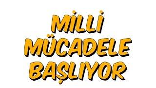 MİLLİ MÜCADELE BAŞLIYOR  8.sınıf