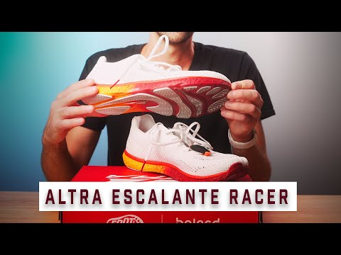 Altra Escalante Racers - First Run