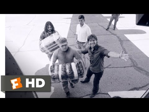 American Made (2017) - Setting Up Escobar Scene (9/10) | Movieclips