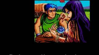 Wanderers from Ys Gameplay Sega Genesis Mega Drive HD Online LongPlay Walkthrough