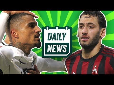 Bruno Labbadia neuer VfL Wolfsburg Trainer! Historischer Fan-Protest & AC Milan bankrott? Daily News