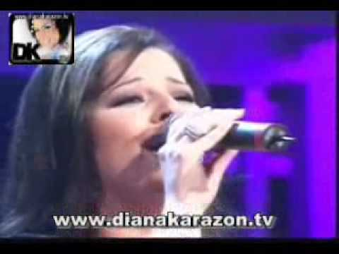 ديانا كرزون تعا ننسى (سوبرستار) - Karazon Ta'a Nensa