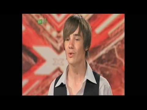 The X Factor 2008 - Liam Payne (14 years old)