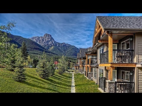 Top 10 Best Resorts And Hotels In Canmore, Alberta's Rocky Mountains, Canada