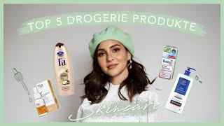 TOP 5 GERMAN DRUGSTORE SKINCARE PRODUCTS