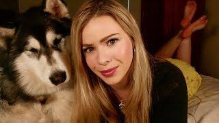 ASMR Girl and Wolf Give you Tingles 🐺💤