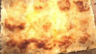 Ёжики в сливочно-сырном соусе