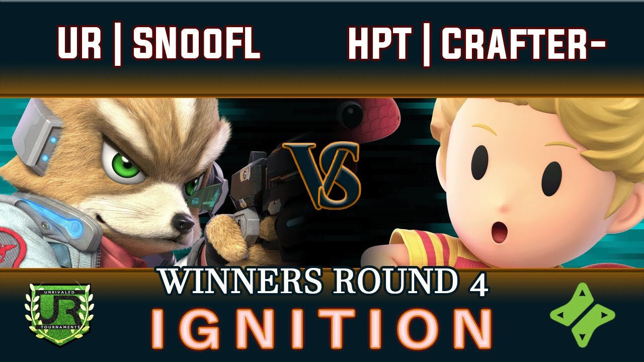 Download Ignition #223 WINNERS ROUND 4 - UR | SNooFL (Fox) vs HPT | CrafterCentury (Lucas)
