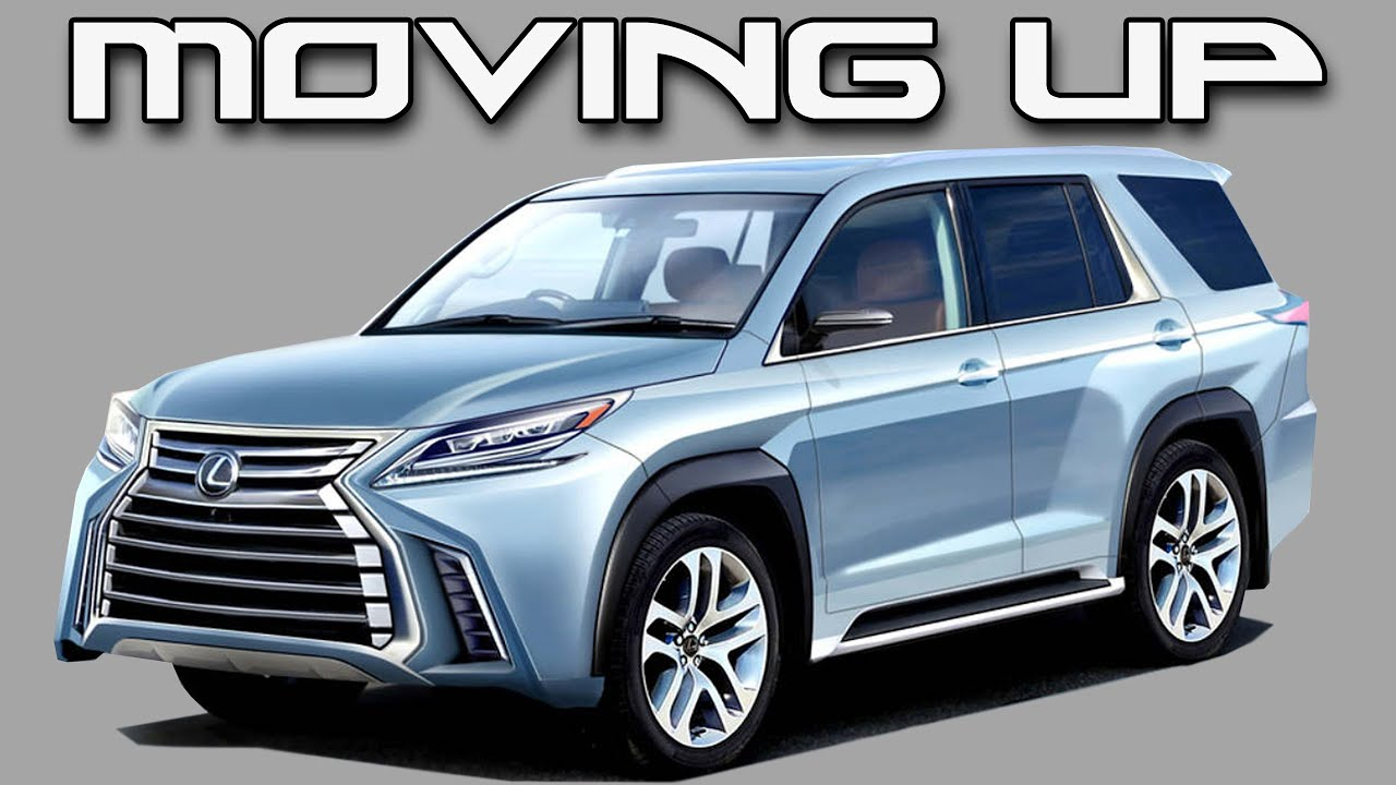 Lexus LX 600 Coming Sooner Than Expected