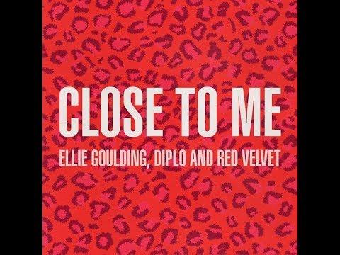 [1 HOUR LOOP / 1 시간] ELLIE GOULDING, DIPLO, (레드벨벳) RED VELVET - CLOSE TO ME