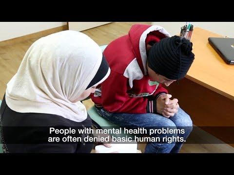 WHO: Improving mental health care in Lebanon