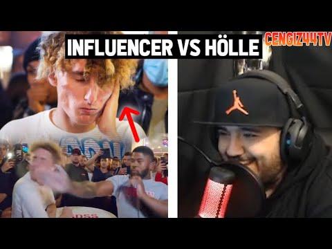 Cengiz44TV   Slavik Junge   Influencer kriegt miese Schellen und genießt es !   Reaction mit Melek