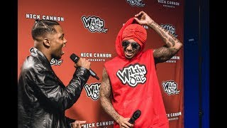 """Project M E X NICK CANNON: Talks New Movie """"She Ball"""" W Chris Brown / Mental Health & MORE"""