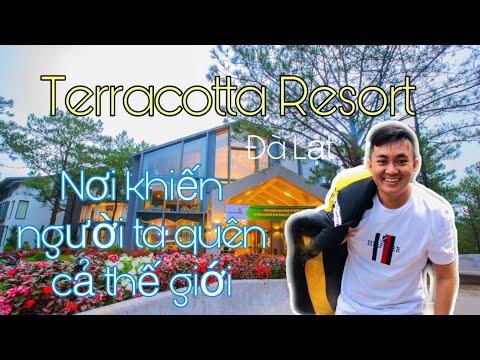 Một ngày ở Terracotta resort   Thiên đường nghỉ dưỡng Đà Lạt mộng mơ   PhuongleTravel
