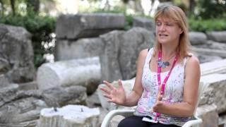 Rebecca Lenkiewicz - članica ocjenjivačkog suda programa Susjedi i prijatelji 62. PFF