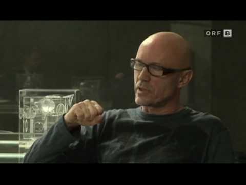 Hiroshi Hara and Roland on Austrian TV