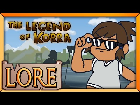 Legend of Korra: The Next Avatar   LORE in a Minute!   History of the Avatar Universe   Octopimp