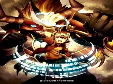 "Digimon Frontier: Takuya theme ""Salamander"" sub esp"