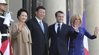 Chinese President Xi concluded his state visit to France on March 26