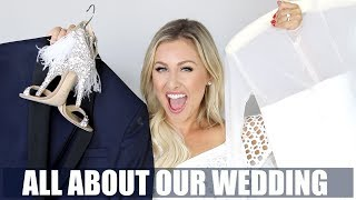 ALL ABOUT OUR WEDDING