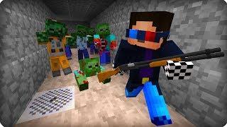 Выжить любой ценой! [ЧАСТЬ 13] Зомби апокалипсис в майнкрафт! - (Minecraft - Сериал)