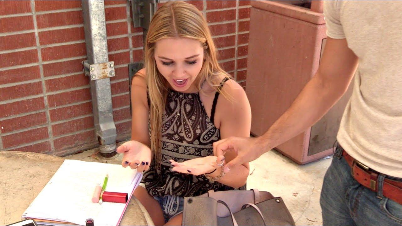 Amazing magic trick to impress girls - YouTube