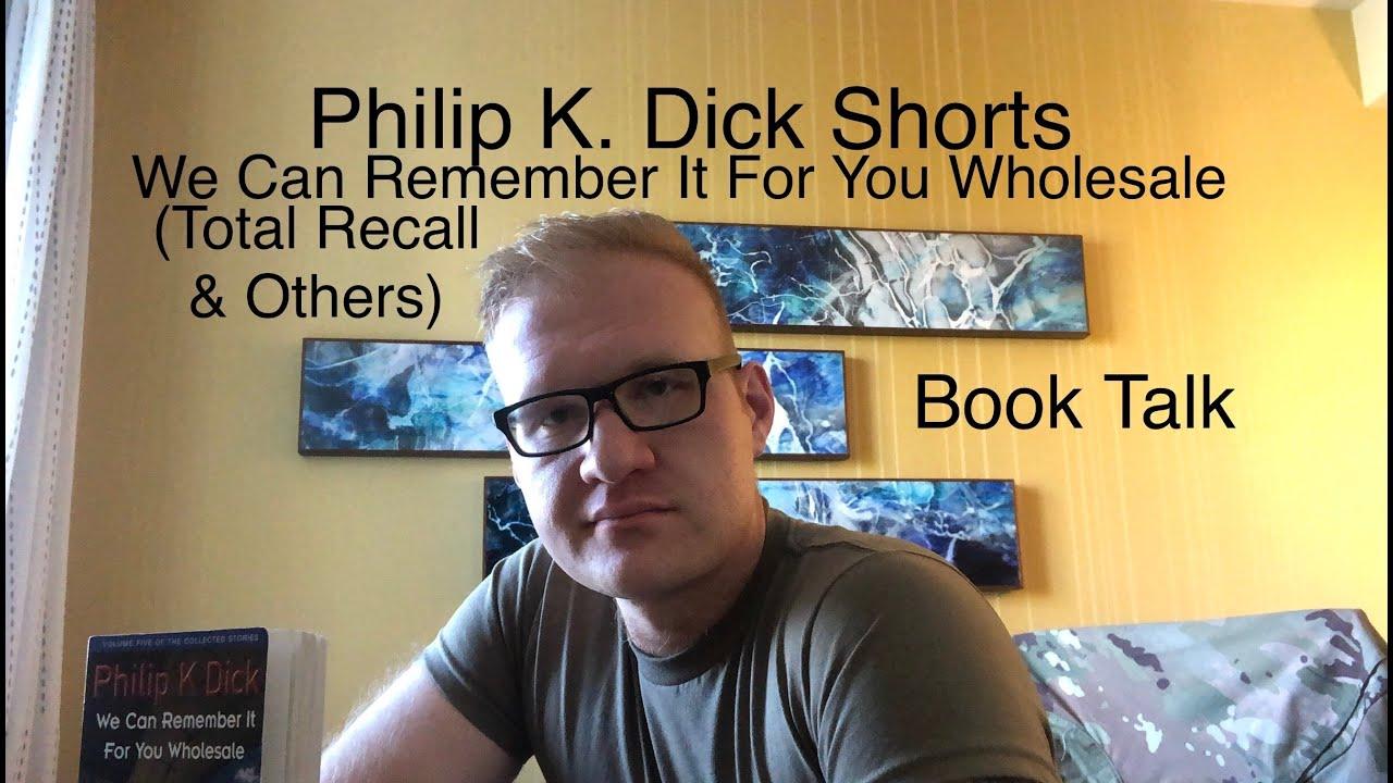 dick short k stories Philip