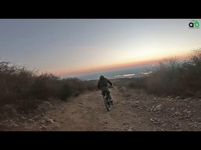 Aventuri pe bicicleta : La Ghioroc pe deal 2021