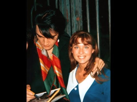 Elvis Presley Gate Girl Sandi Miller Tells Stories Part 1 The Spa Guy