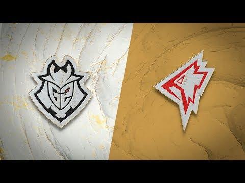G2 eSports vs Griffin vod