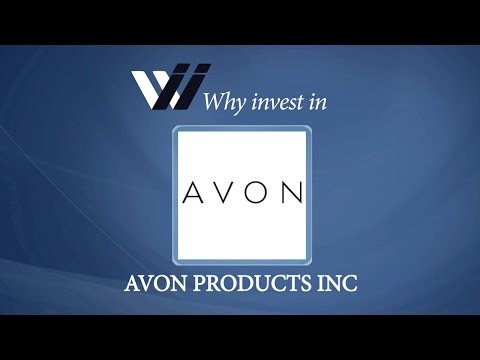 Avon Products Inc - Why Invest in
