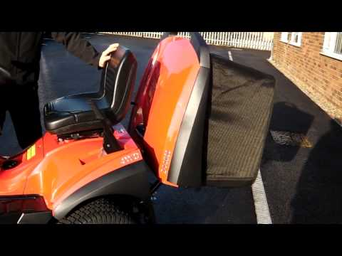 Mountfield 2448H Hydro Lawn Tractor 4WD Review