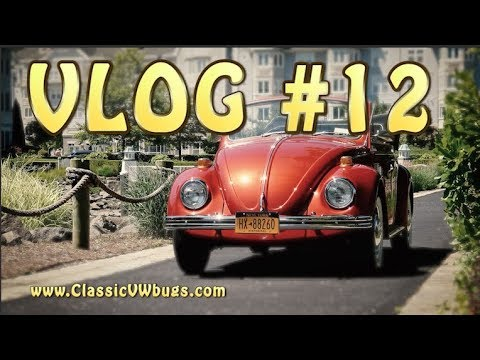 Classic VW BuGs VLOG #12 Finding Good Workers | Static Timing Question