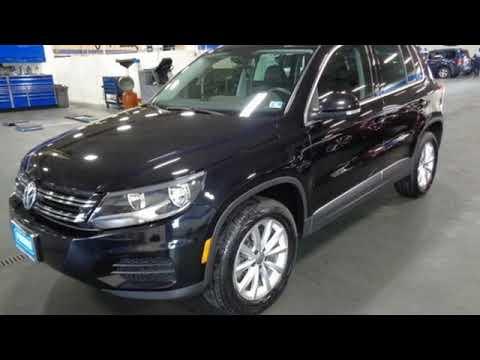 Used 2017 Volkswagen Tiguan Fredericksburg VA Richmond, VA #FJX017266A - SOLD