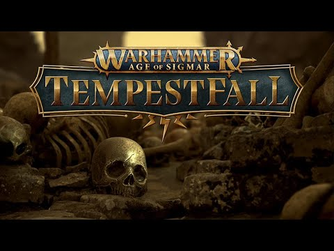 Warhammer Age of Sigmar : Tempestfall  - Official Trailer