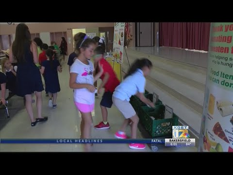 V Mornings - 'Waste Hunger, Not Food' Gains 300,500 Pounds of Healthy Food #GoodNews