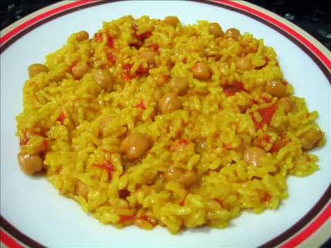 Arroz con garbanzos youtube - Potaje garbanzos con arroz ...