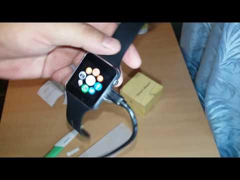 Смарт часы A1 с AliExpress и 6 USB портовое Зарядное Устройство.