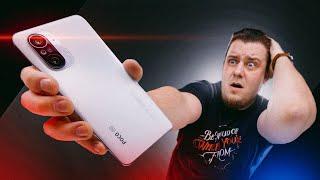 Народный Смартфон 2021 года! Нагибатель Флагманов за 299$! Poco F3 от Xiaomi!