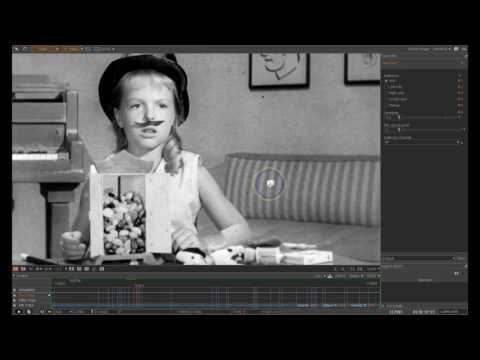 Using automatic Diamant-Film Restoration tools by Andreas Hartung