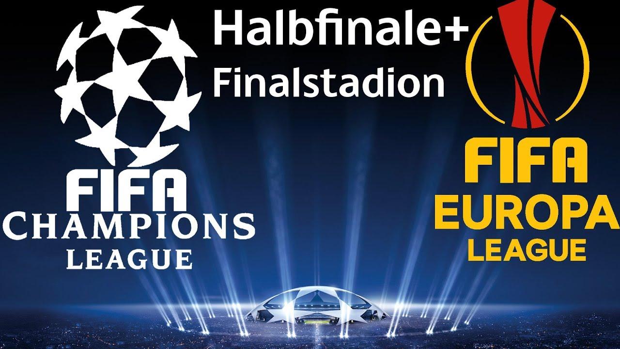 Champions League 2021 Auslosung Halbfinale