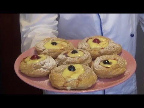 Zeppole di San Giuseppe Chef Stefano Barbato