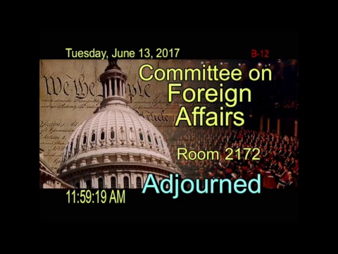 "Subcommittee Hearing: ""Challenges and Opportunities for the U.S.-Saudi Relationship"""