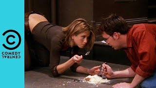 The One With All The Cheesecake | Friends