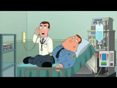 Family Guy Satire Example