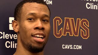 Cavs good with Rodney Hood's apology for bench incident