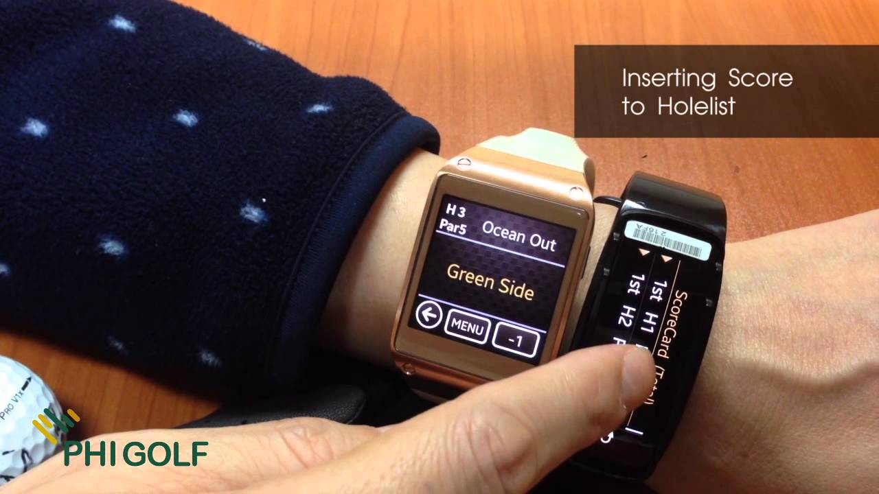 Golf Entfernungsmesser Apple Watch : When golf navi plus met gear fit & youtube